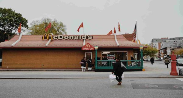 McDonald's Bites on BIG DATA with $300 Million Acquisition