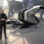 Cadillac Flying Taxi